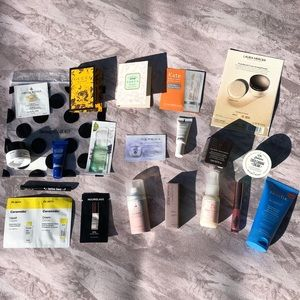 Sephora 20 Pieces Minis Bundle (Travel-Size) NWOT